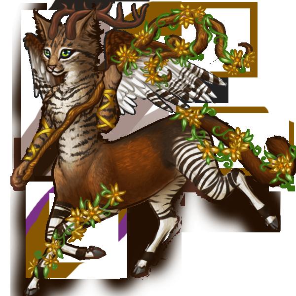 clip art royalty free library okapi drawing fantasy #100576936