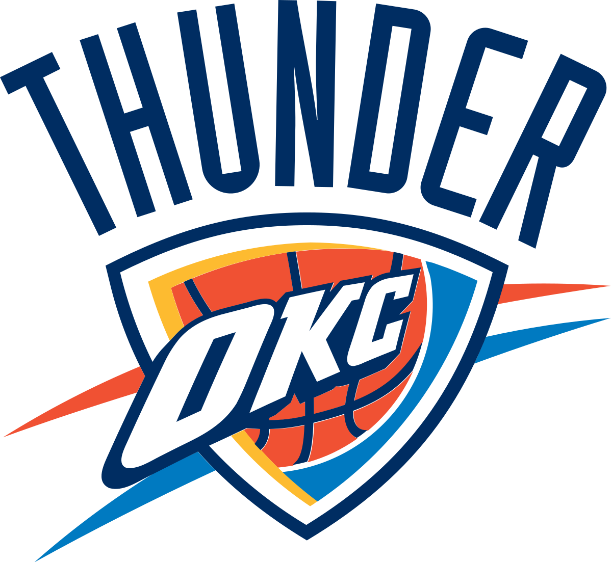 png library download Oklahoma city wikipedia . Okc thunder clipart