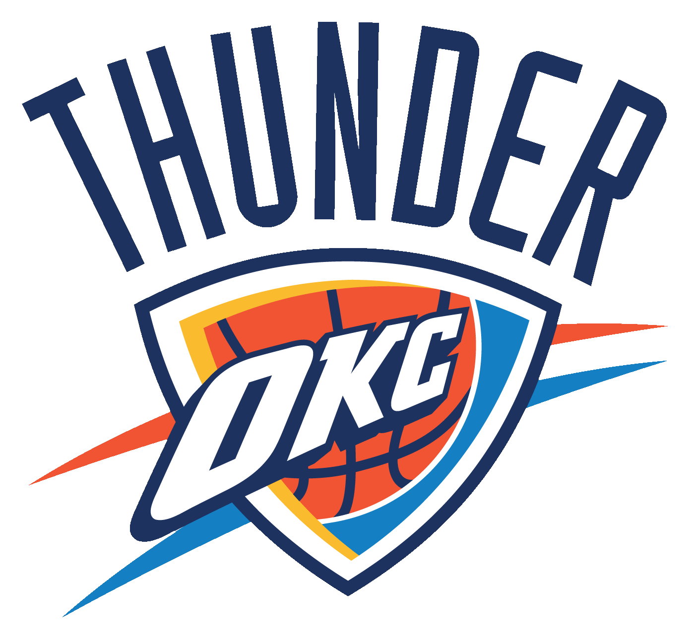 banner royalty free Okc thunder images clipart. Free basketball cliparts download