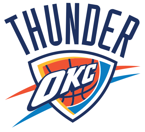 banner black and white download Oklahoma city transparent png. Okc thunder images clipart