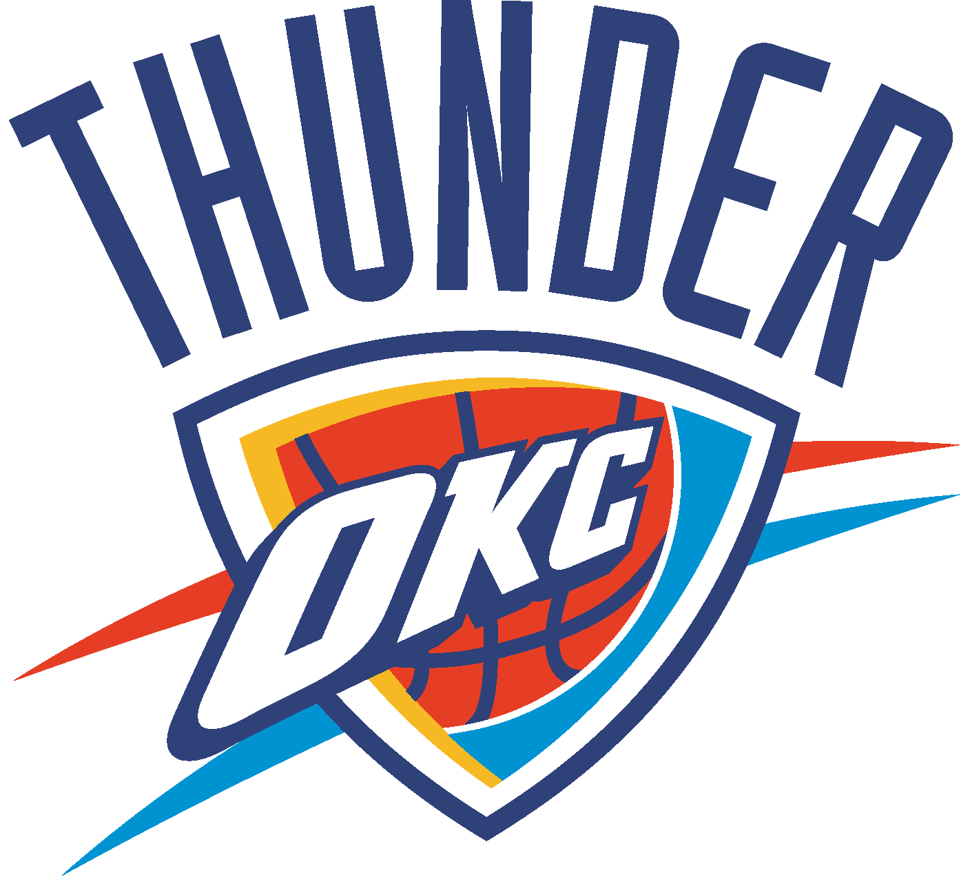 picture free library At getdrawings com free. Okc thunder images clipart