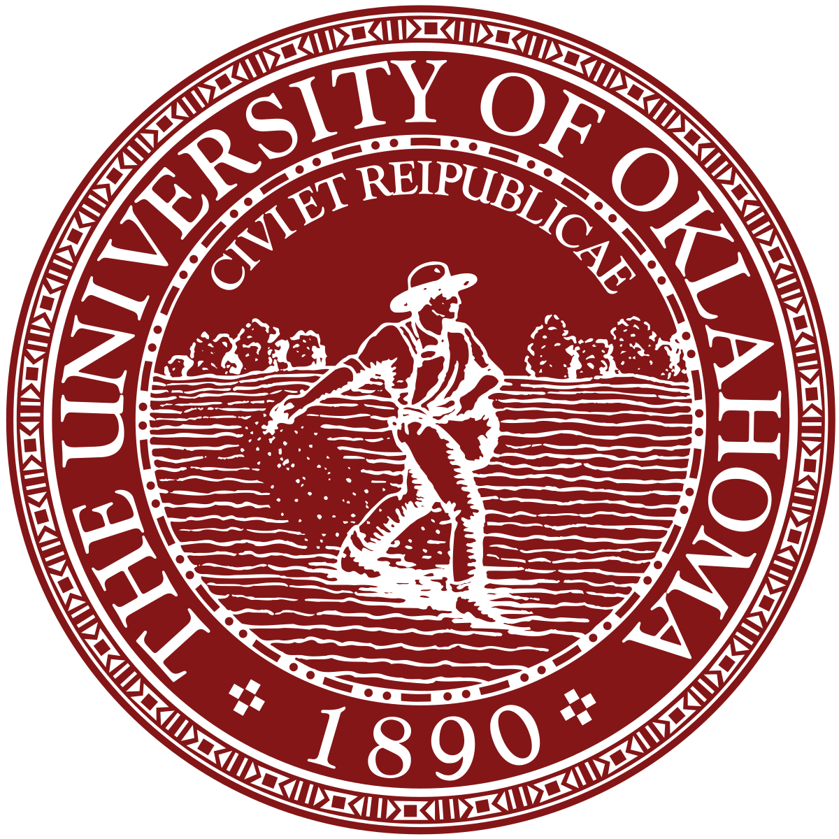 vector stock University of Oklahoma