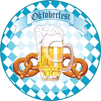 graphic royalty free library Oktoberfest clipart. German bavarian beer and