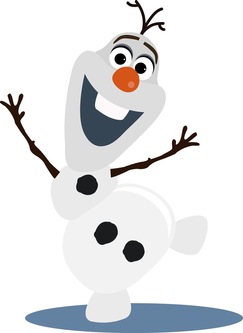 png royalty free library Olaf clipart christmas. Pin by dana hunter
