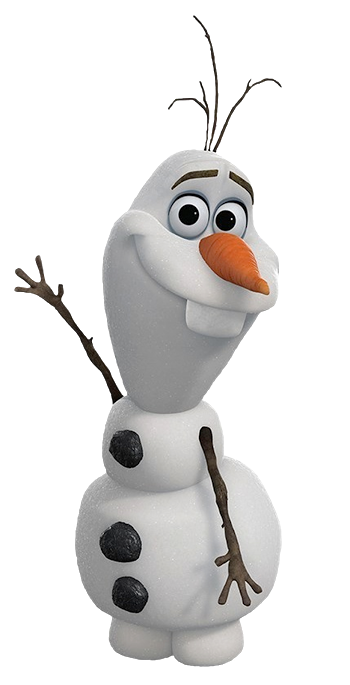 jpg black and white stock De frozen im genes. Olaf clipart christmas