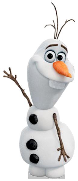 jpg royalty free Disney Frozen Olaf Clipart