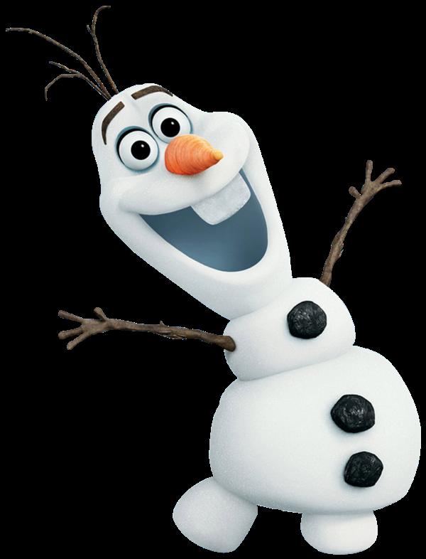 free olaf clipart small snowman #43731568