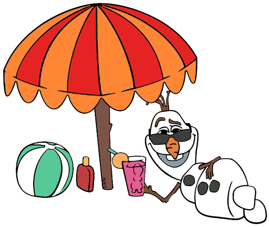 png library olaf clipart summer #81558200