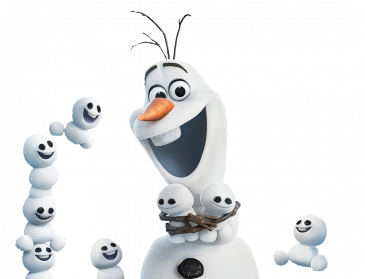 image black and white library Olaf PNG Images Transparent Free Download