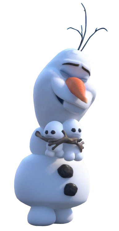 picture freeuse library olaf vector transparent #114777219