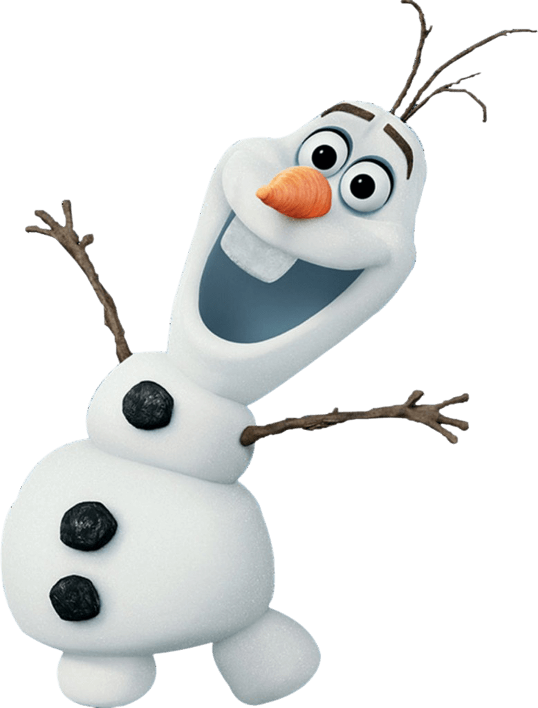 clip art free Olaf Frozen png