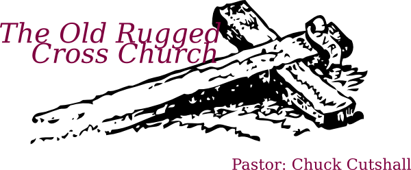 royalty free The Old Rugged Cross Church Clip Art at Clker