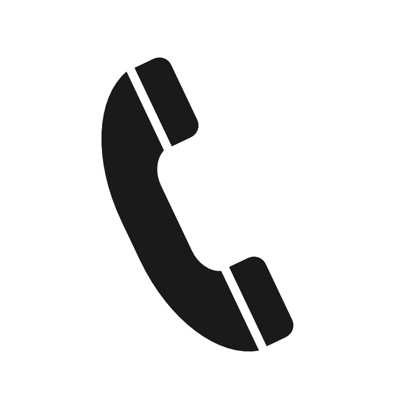 picture black and white library Old Style Phone Symbol Basic Vector