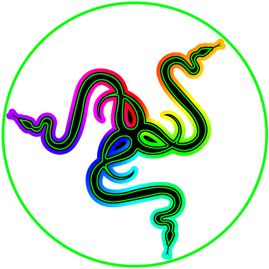 clip stock Razer Chroma Logo with Circle by kgssa on DeviantArt