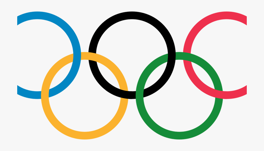 image library library Olympic clipart. Team rings