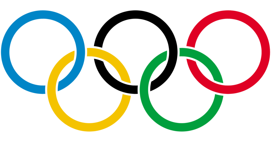 clip art library stock Olympic flame for PyeongChang