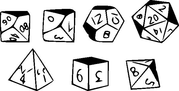 clip transparent download Image result for dice clipart