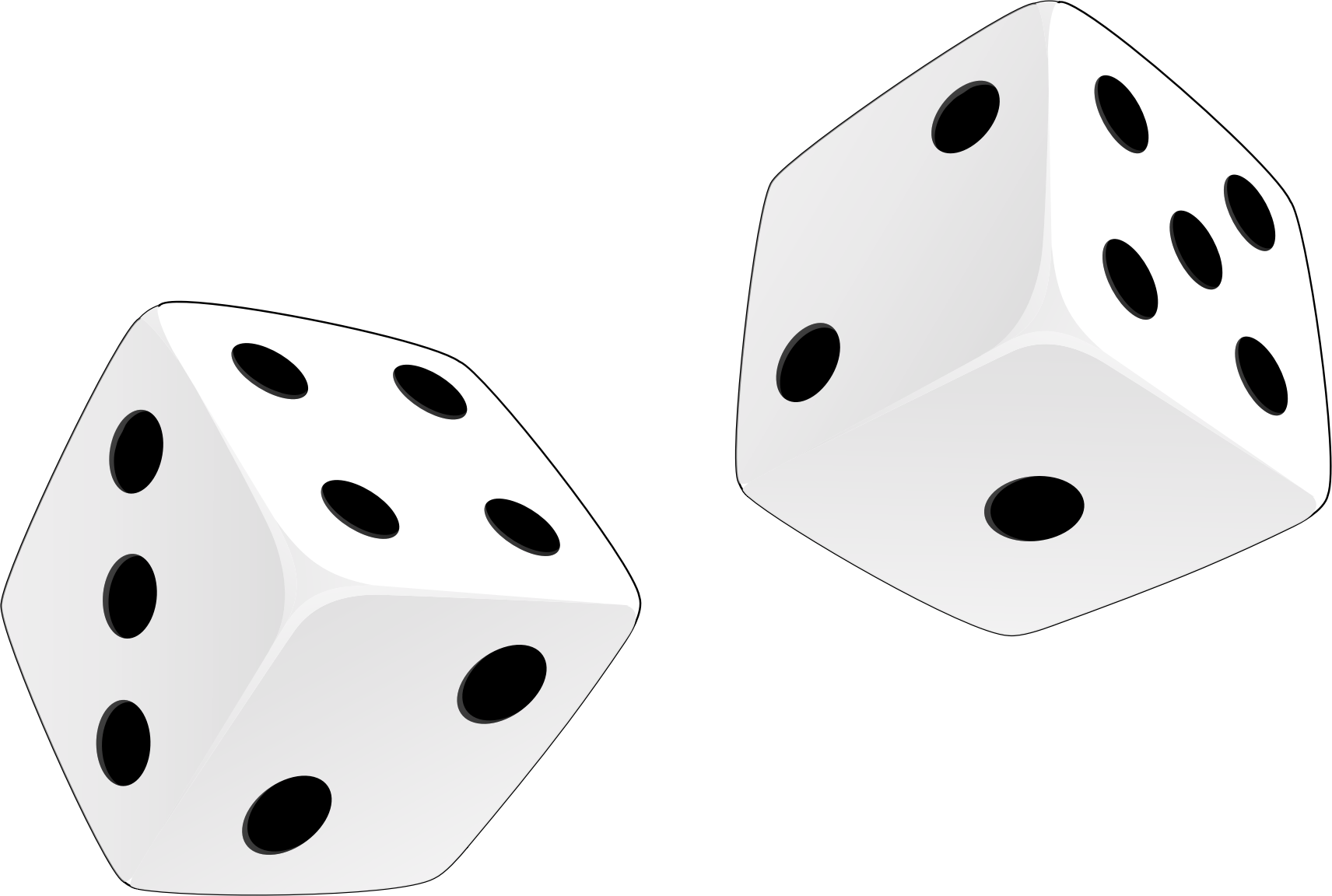 vector free library Clip art images illustrations. Transparent dice background