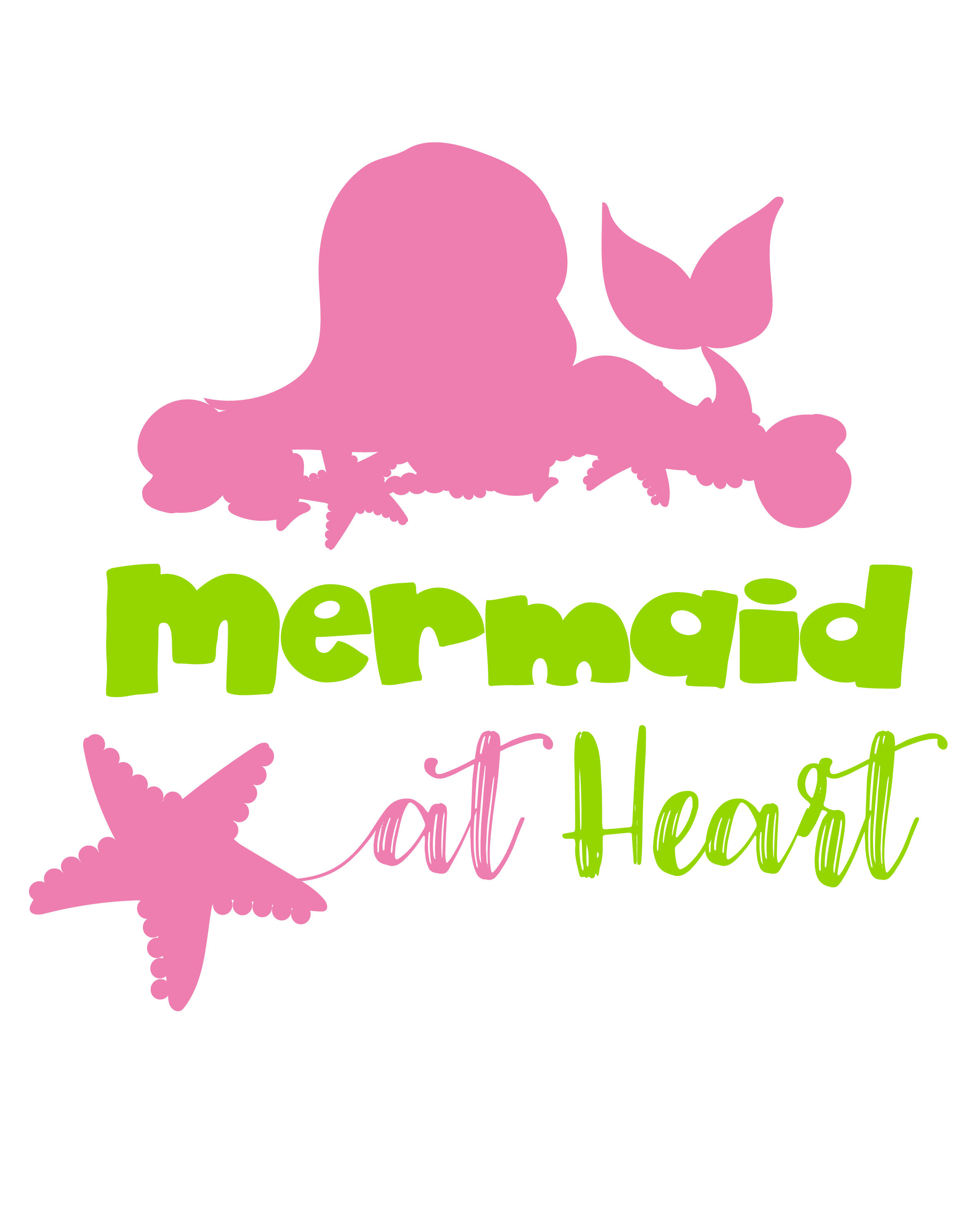 clip art library download At heart cutting files. Quote svg mermaid
