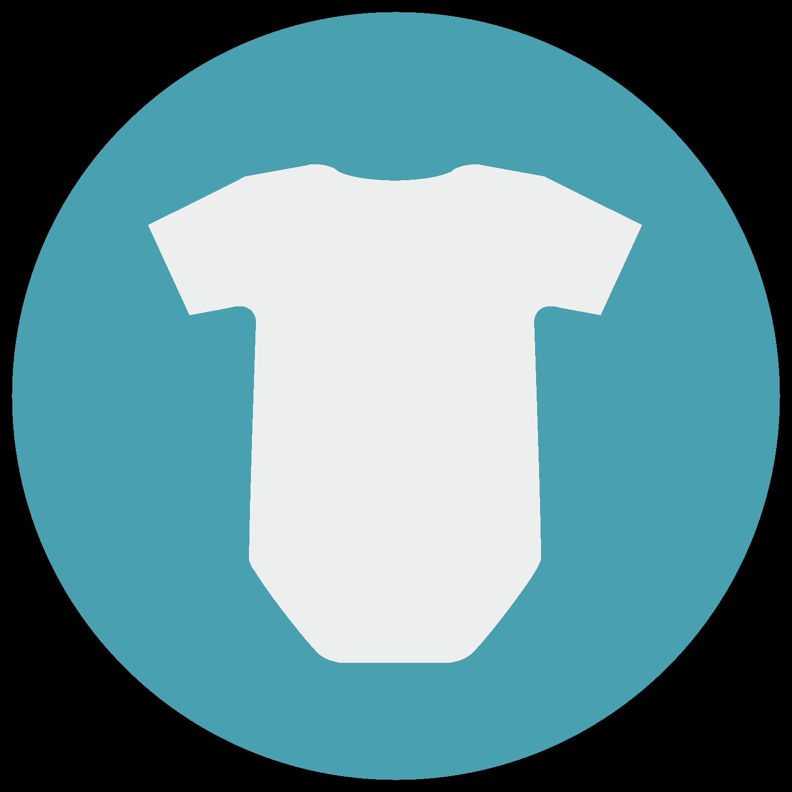 clip transparent stock Onesie Icon