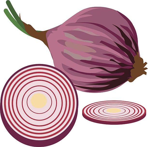 banner royalty free library Onion clipart. Clip arts for free.