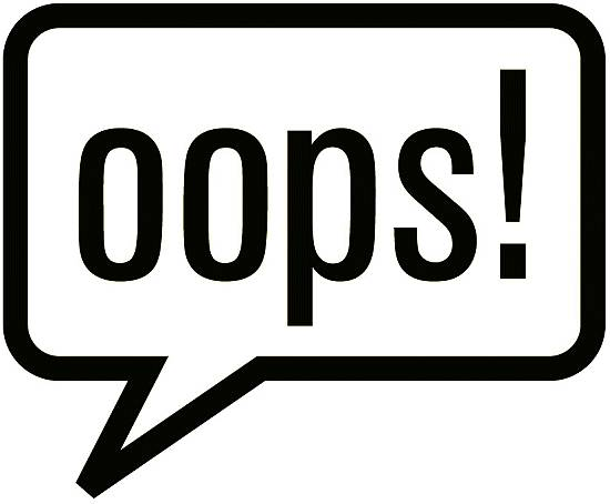 picture royalty free stock Oops clipart. Free cliparts download clip.