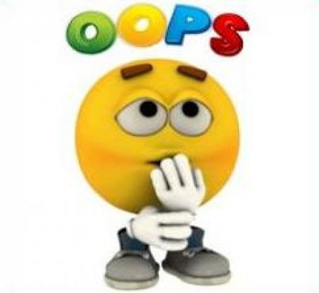 royalty free download Oops clipart. Free download on webstockreview.