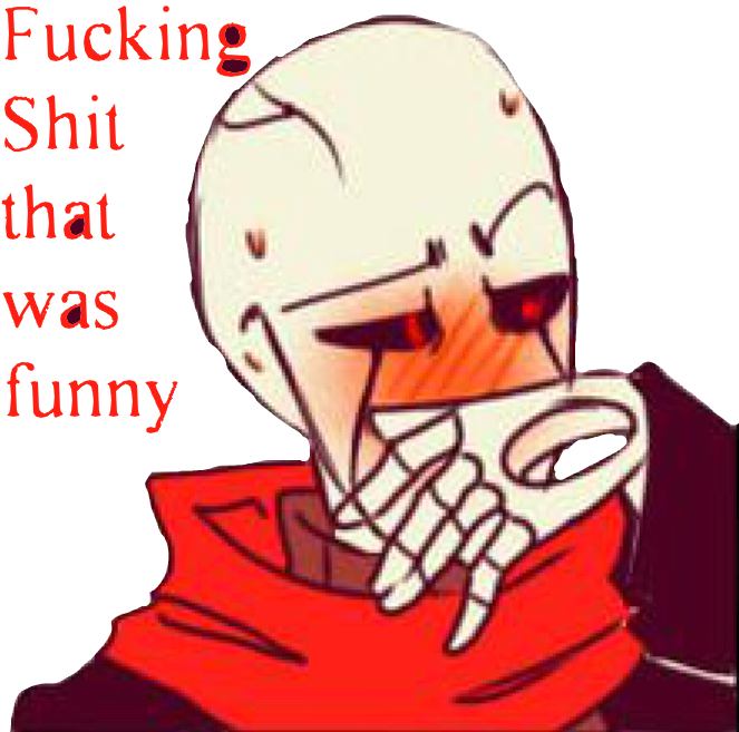 jpg library download Gaster memes funny fell. Oops clipart blunder.