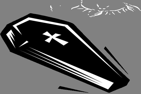 vector free download coffin vector flash art #110886879