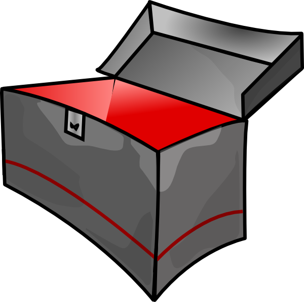 royalty free download Tool Box Empty Clip Art at Clker