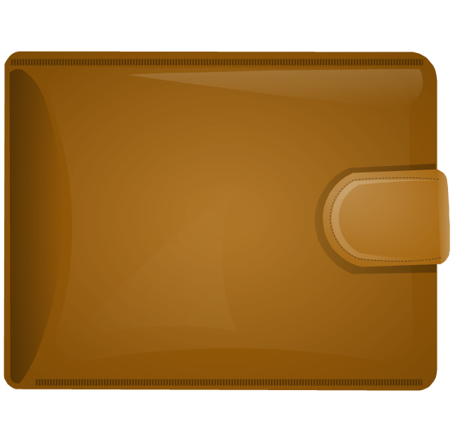 png free Free cliparts download clip. Open wallet clipart.