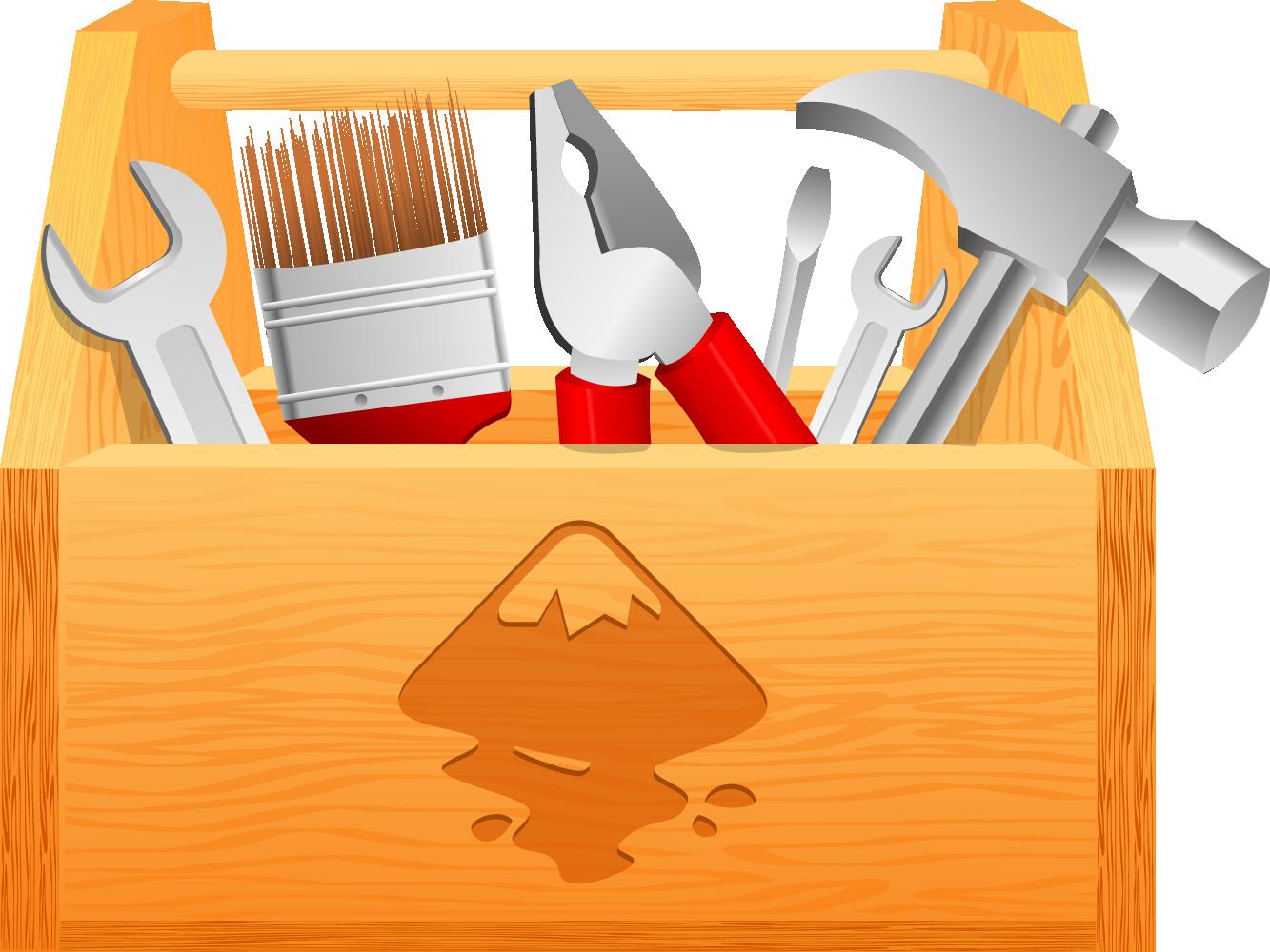png transparent Toolbox Clip art