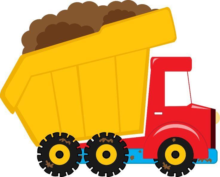 picture transparent download Construction truck clipart. Oranges lorry transparent free.