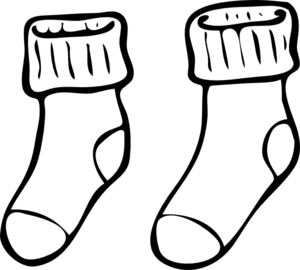 picture free Oranges clipart socks. Lost