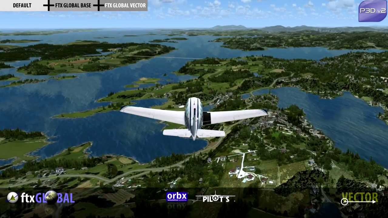 graphic royalty free library Ftx global ariel creation. Orbx vector