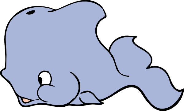 clipart freeuse stock Humpback whale clipart. Cute clip art at.