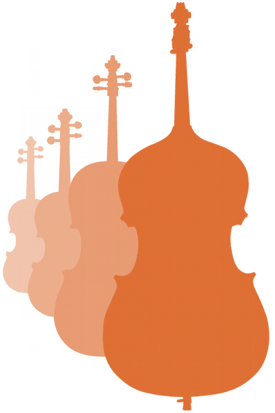 vector freeuse stock  collection of string. Orchestra clipart