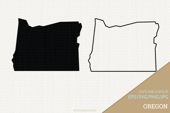 clip stock Oregon vector. State clipart or clip.