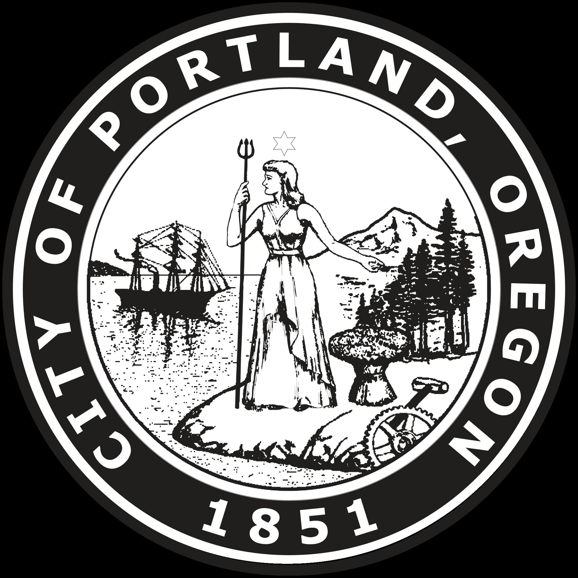 picture Datei seal of svg. Oregon vector portland.