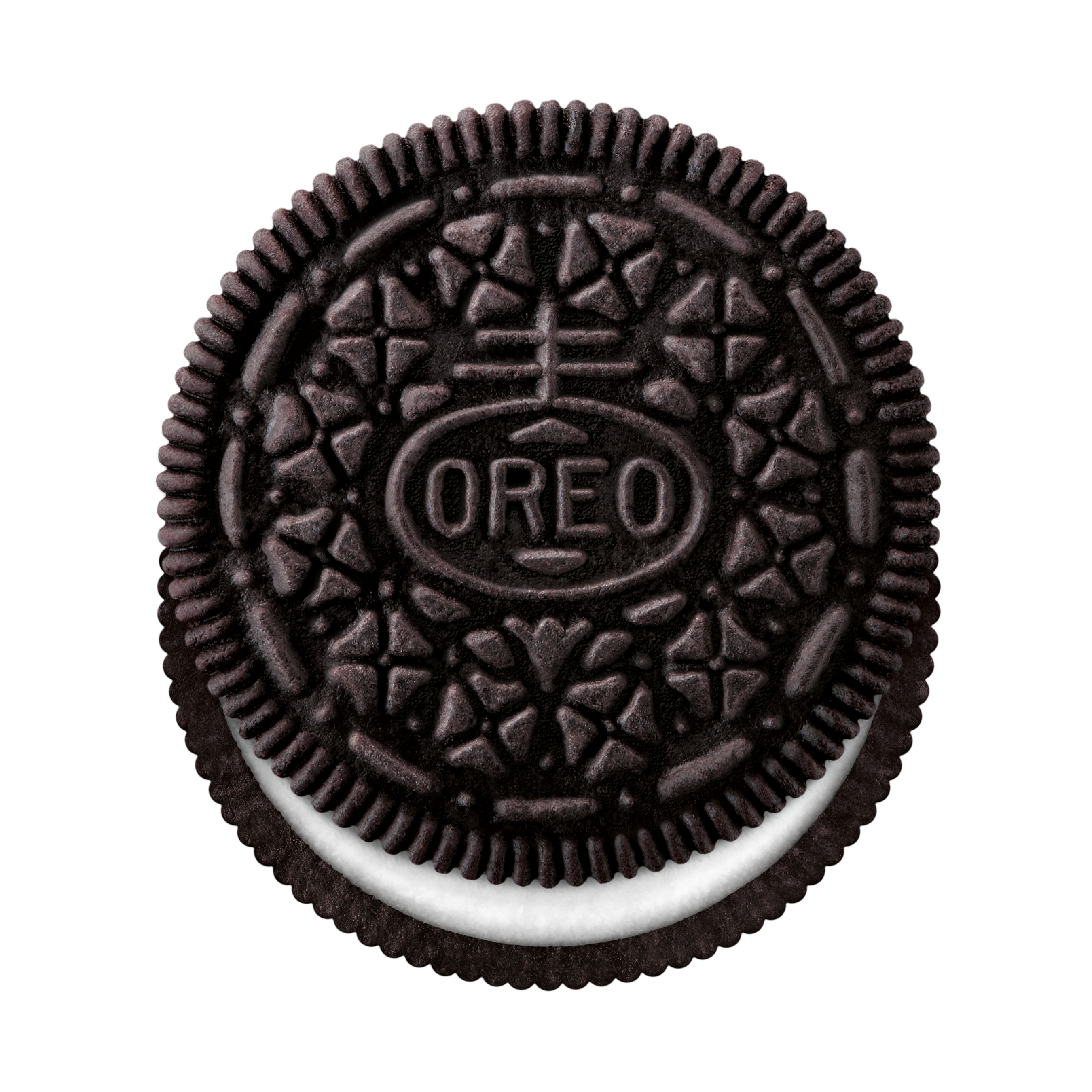 svg black and white stock Free Oreo Cliparts