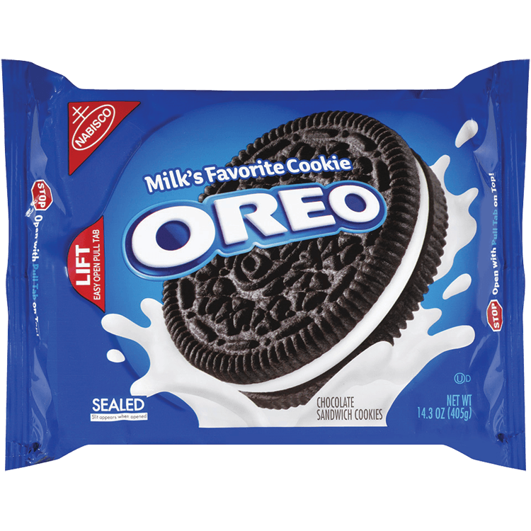 banner black and white stock Oreo Clipart oreo cookie