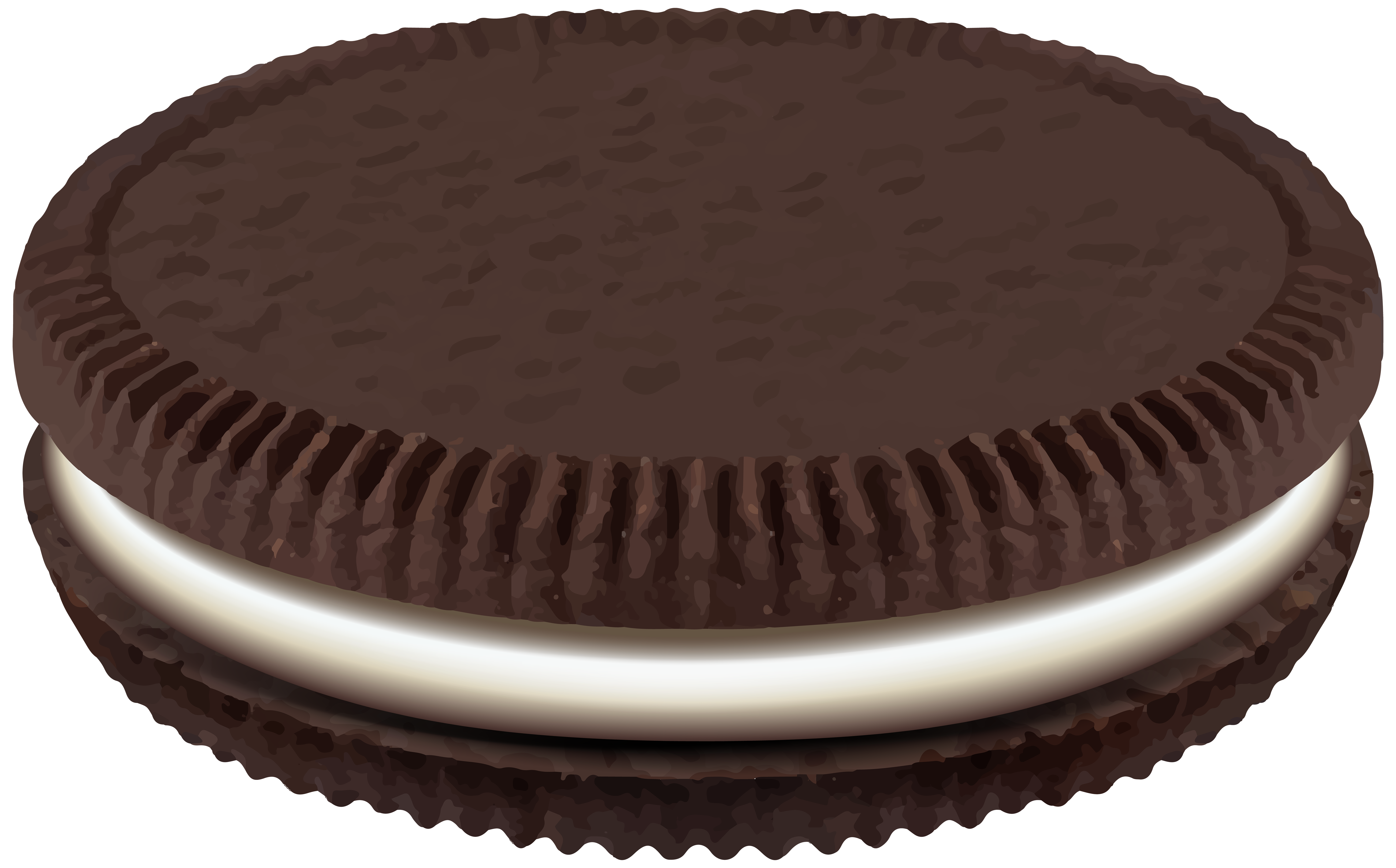 png freeuse stock Oreo clipart. Chocolate sandwich biscuit png