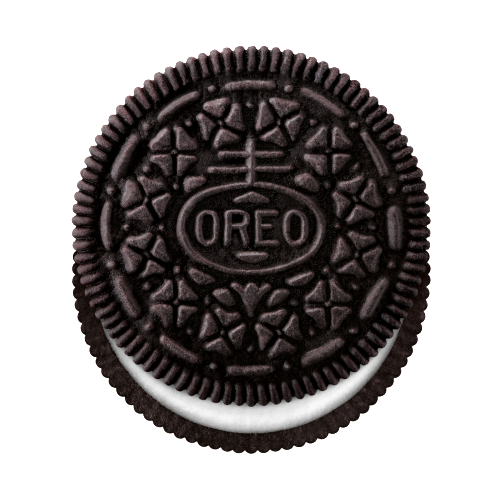 graphic black and white Free Oreo Cookies Cliparts