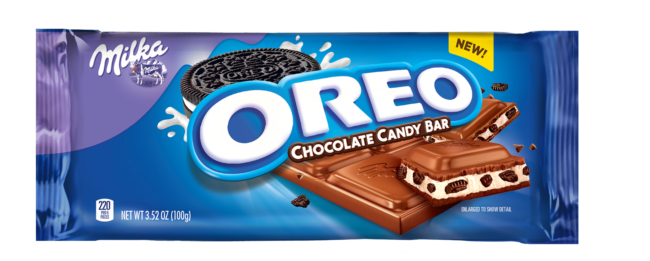 image freeuse library Oreo Releases Its First