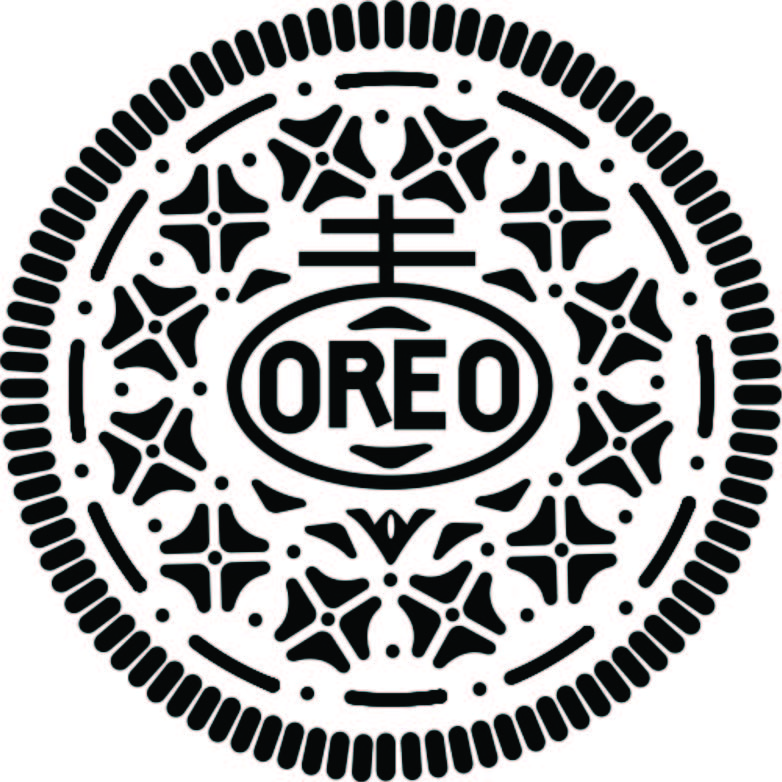 png transparent library Oreo vector outline. Free oreos cliparts download