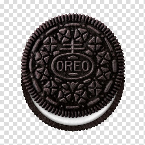 image black and white library Oreo vector outline. Cookie ice cream chocolate