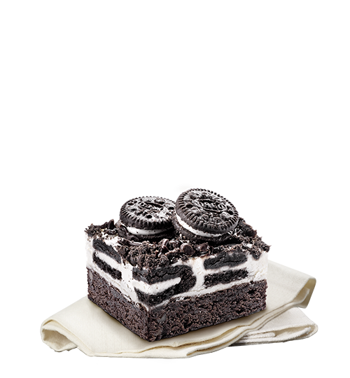 jpg royalty free brownie drawing cheesecake oreo #110158885