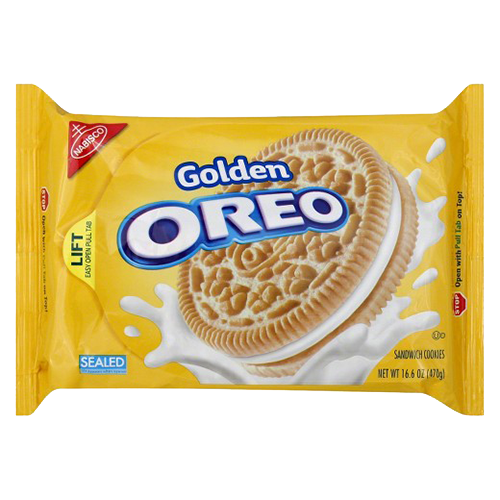 svg black and white download Nabisco Oreo Golden Sandwich Cookies