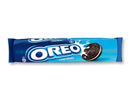 graphic library oreo transparent packet #100660519