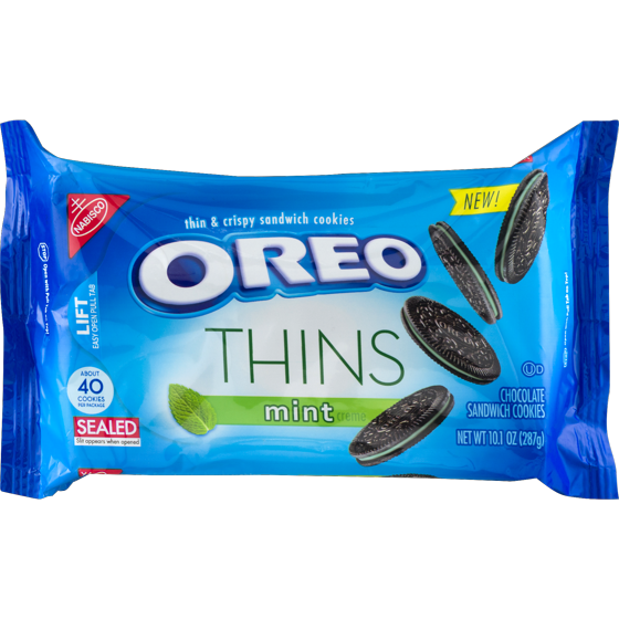 graphic royalty free Oreo Thins Cookies